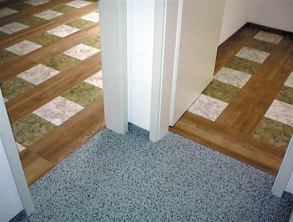 PVC-Boden