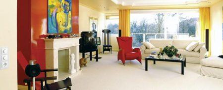 Wohnraum-Gestaltung