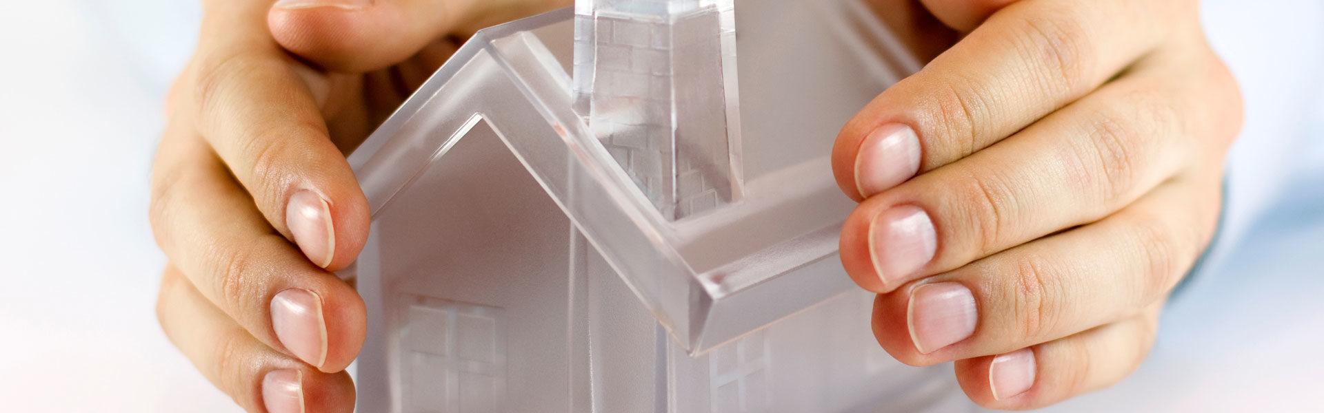 Sicherheit beim Hausbau