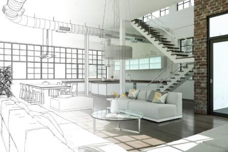 Visualisierung Planung Loftdesign Delmenhorst